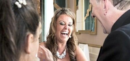 Close up Wedding Magician Middlesex