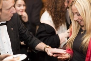 Hire Middlesex Close up Magician